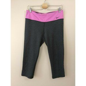 Nike Dri-Fit size L crop leggings